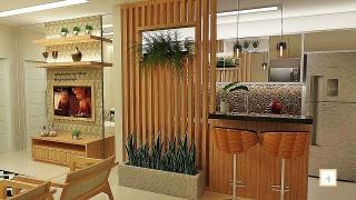 Sala / cozinha integrada